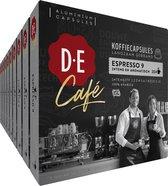 Douwe Egberts D.E Café Espresso 9 Koffiecups - 10 x 20 cups - 200 koffiecups