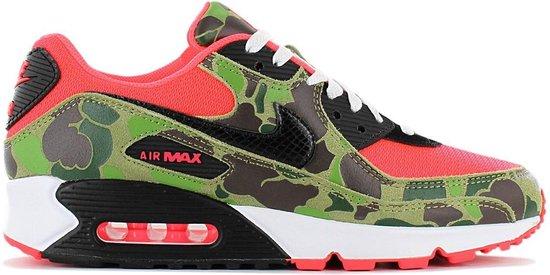 Nike Air Max 90 SP Duck Camo Unisex Sneaker [CW6024-600]  - Maat 42