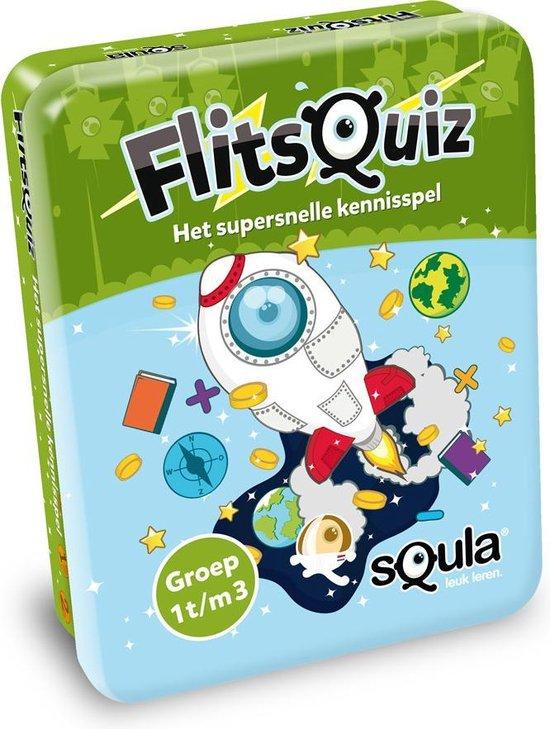 Afbeelding van het spel Identity Games Squla Flitsquiz 1/2/3