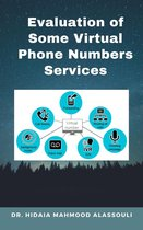 Evaluation of Some Virtual Phone Numbers Services