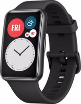 Huawei Watch Fit - Smartwatch - Zwart