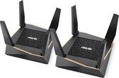 ASUS AiMesh RT-AX92U - Mesh Wifi - Geschikt voor wifi 6 - 2-pack
