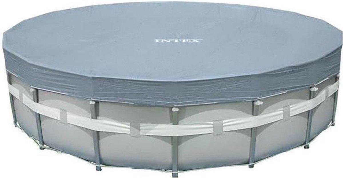 intex 28041 Poolcover DeLuxe 549cm