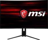 MSI Optix MAG322CQR - WQHD USB-C Curved Gaming Monitor - 165hz - 32 inch