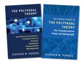 The Polyvagal Theory and The Pocket Guide to the Polyvagal Theory, Two-Book Set