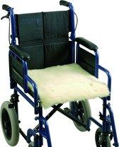 Comforthulpmiddelen Schapenvacht voor rolstoel - zitting