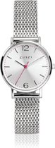 Zinzi Watches Lady horloge  - Zilverkleurig
