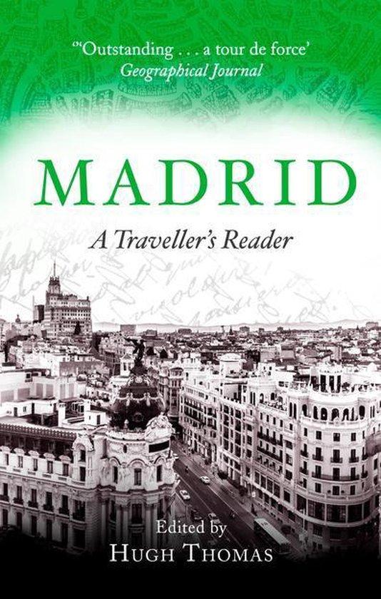 Boek cover Madrid van Hugh Thomas (Onbekend)