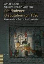 Boek cover Die Badener Disputation Von 1526 van  (Hardcover)