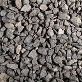 35 stuks! Ardenner split grijs 14/20 mm 20 kg Gardenlux