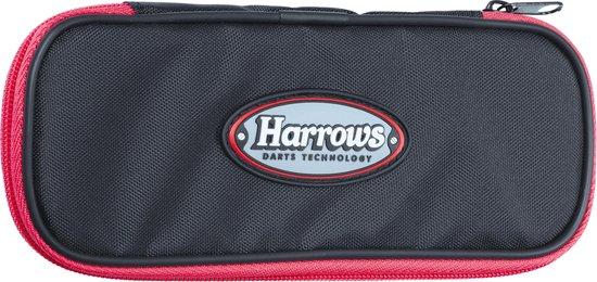 Afbeelding van het spel Harrows Etui met rits voor dartpijlen - Zwart