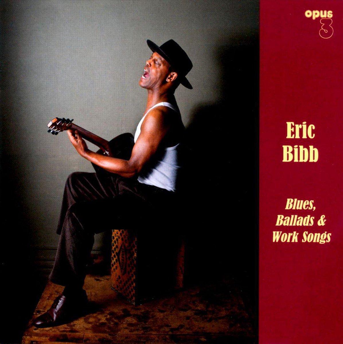 Bol Com Blues Ballads Work Songs Eric Bibb Muziek