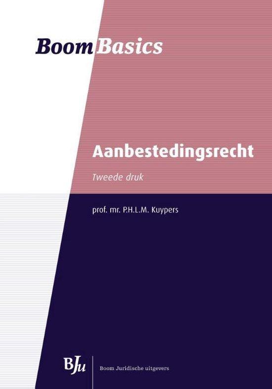 Aanbestedingsrecht - L. Heringa pdf epub