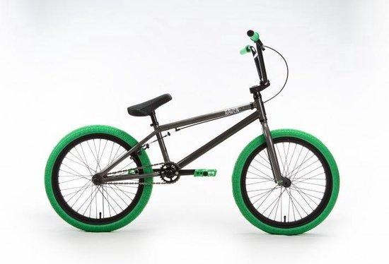 BMX DK Raven 20inch groen