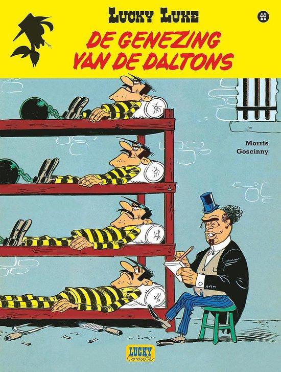 Lucky Luke 44. De genezing van de Daltons - Morris |