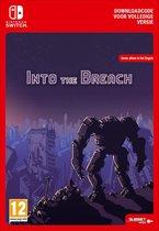 Afbeelding van Into the Breach - Nintendo Switch Download
