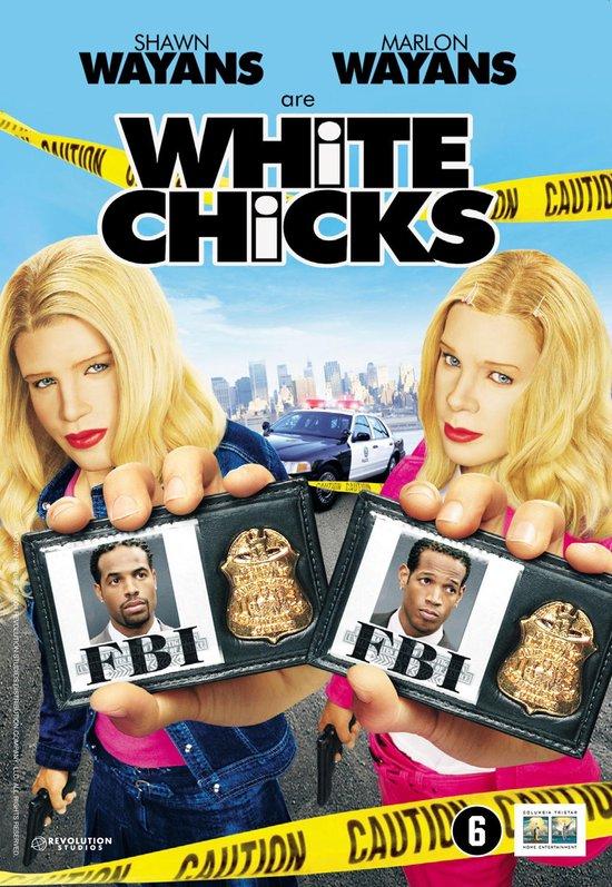 Cover van de film 'White Chicks'