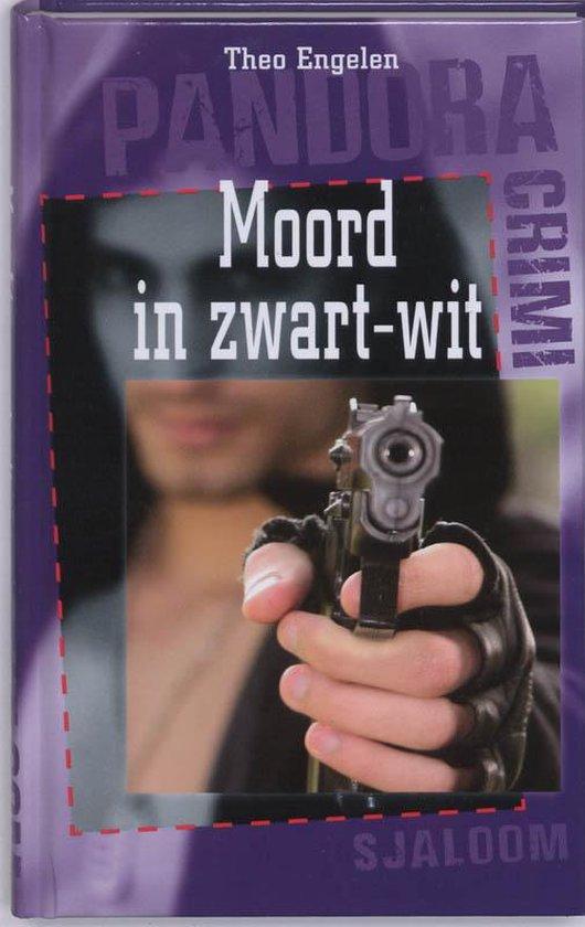 Moord In Zwart-Wit - T. Engelen |