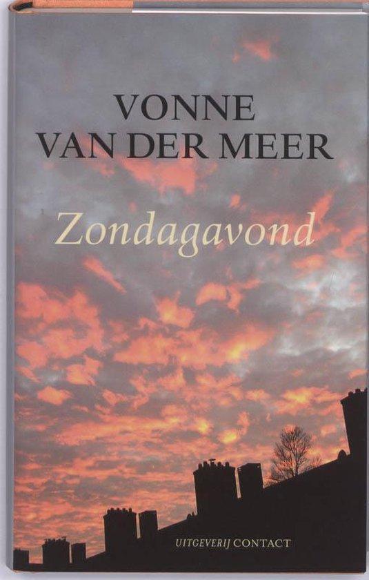 Zondagavond - Vonne van der Meer | Fthsonline.com