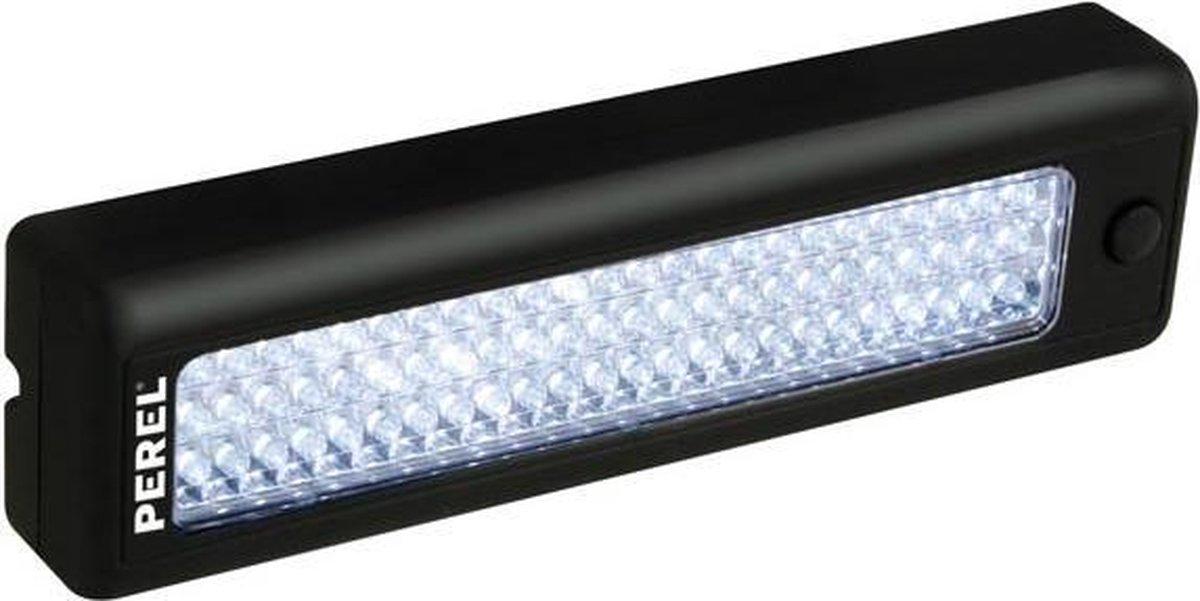 Perel magnetische werk ledlamp (Noodverlichting) - 72 Leds - Velleman