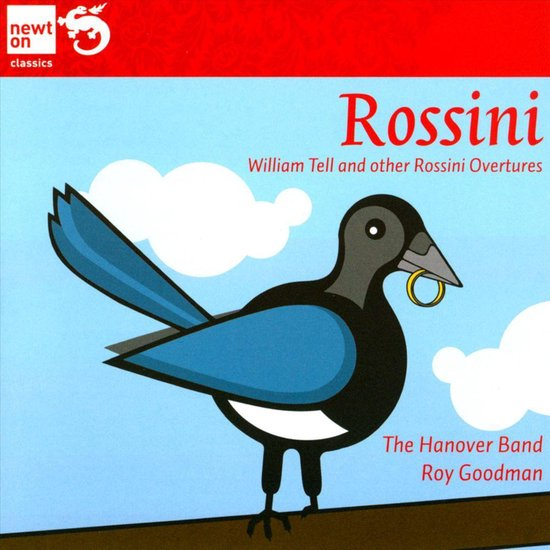 Rissini; William Tell And Other Ove