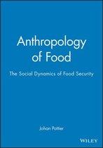 Boek cover Anthropology of Food van Johan Pottier