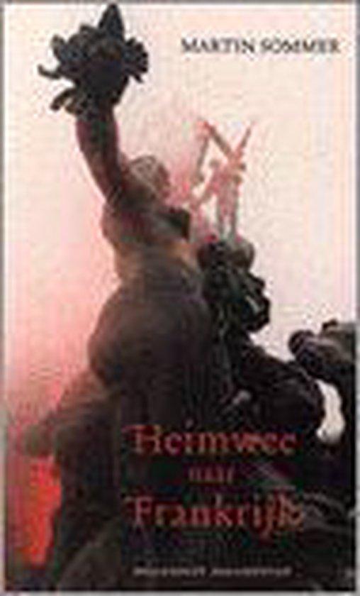 Heimwee Naar Frankrijk - Martin Sommer pdf epub