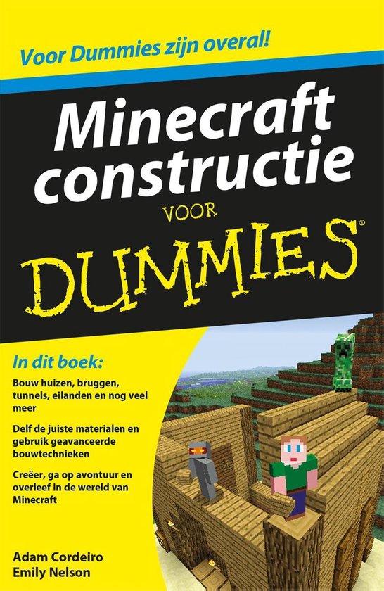 Voor Dummies - Minecraft constructie voor Dummies - Adam Cordeiro |