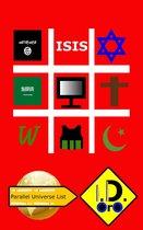#ISIS (English Edition with Bonus 中国版, हिंदी संस्करण, & لنسخة العربية)