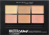 Maybelline - Master Camo Palette - 2 Medium - Concealer Palette