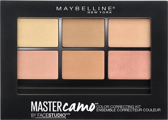 Maybelline – Master Camo Palette – 2 Medium – Concealer Palette