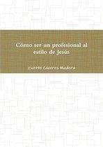 Como ser un profesional al estilo de Jesus
