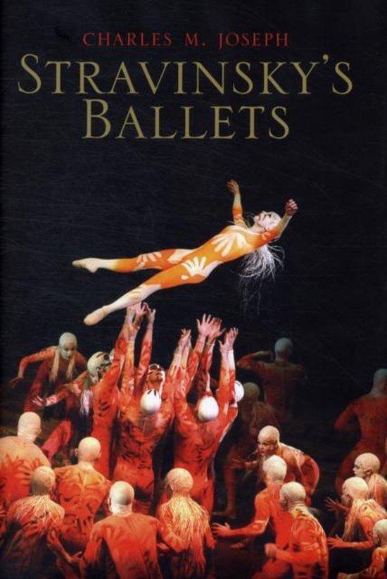 Afbeelding van Stravinskys Ballets