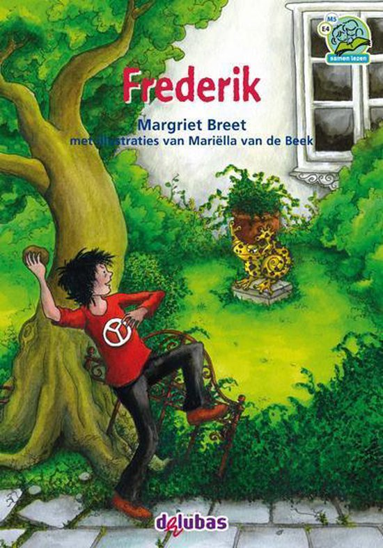 Samenleesboeken - Frederik - Margriet Breet |