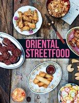 Boek cover Oriental Streetfood van Julius Jaspers (Onbekend)