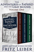 Boek cover The Adventures of Fafhrd and the Gray Mouser Volume One van Fritz Leiber (Onbekend)