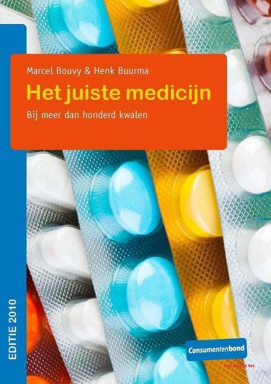 Het juiste medicijn - Henk Buurma |