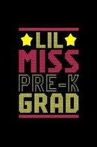 Lil Miss Pre K Grad