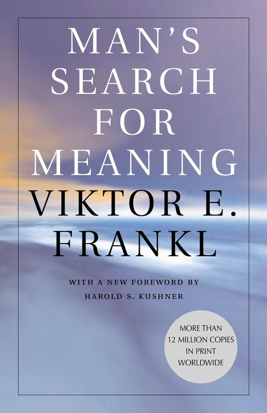 Boek cover Mans Search for Meaning van Viktor E. Frankl (Paperback)