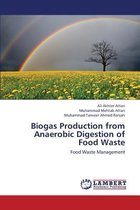 Biogas Production from Anaerobic Digestion of Food Waste
