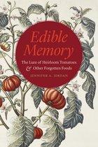 Boek cover Edible Memory van Jennifer A. Jordan