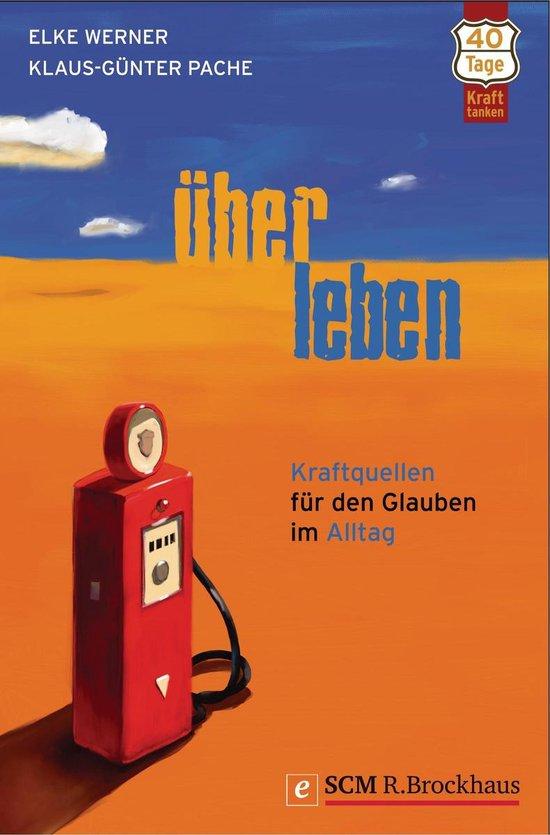 Boek cover ÜberLeben van Elke Werner (Onbekend)