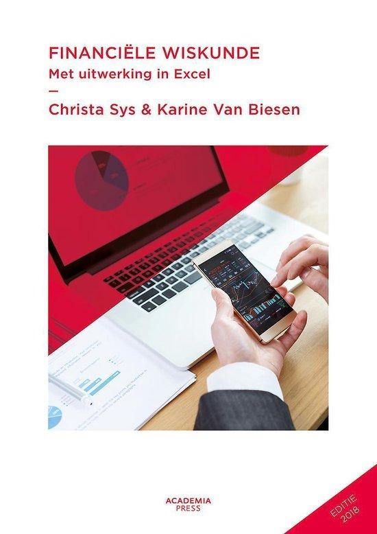 FINANCIELE WISKUNDE 2018 - Christa Sys   Fthsonline.com