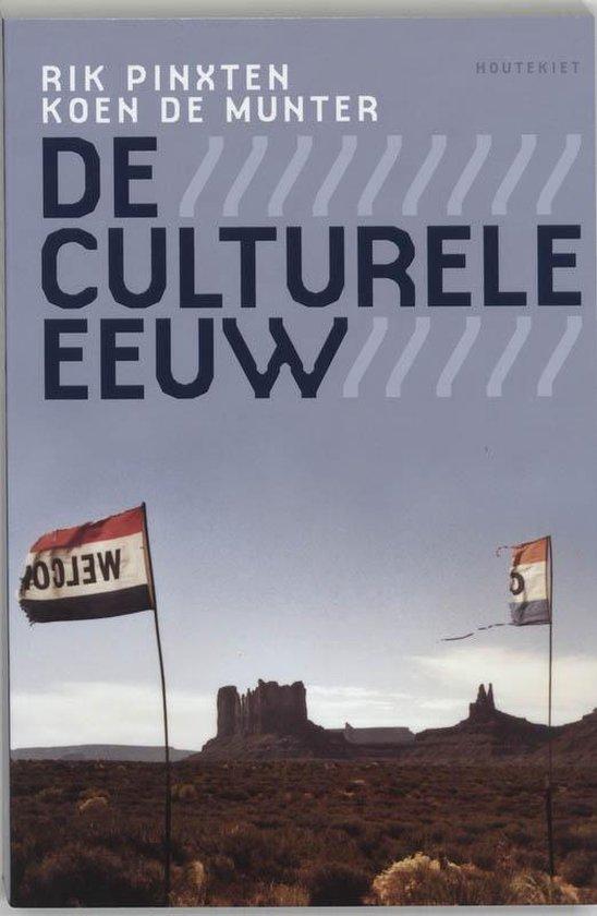 De Culturele Eeuw - Rik Pinxten |