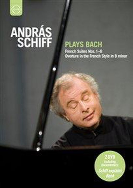 Andras Schiff Plays - Bach