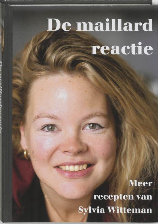 Cover van het boek 'De maillardreactie' van Sylvia Witteman