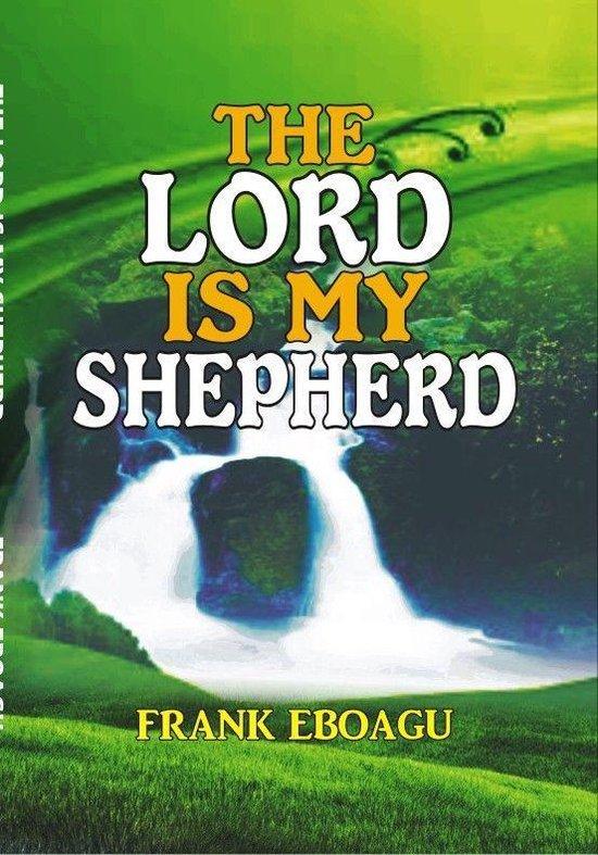 Omslag van THE LORD IS MY SHEPHERD