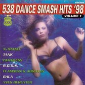 538 Dance Smash hits '98 volume 1