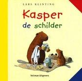Prentenboek Kasper de schilder