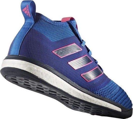 Adidas Zaalvoetbalschoenen Ace Tango 17.1 Heren Blauw Maat 45 1/3 - adidas